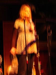 Marla at Anna's Jazz Island - 2007